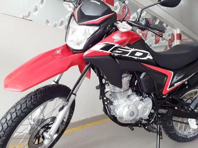 Honda bros 160 esdd 2020