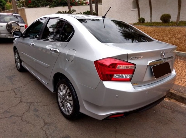 Honda city 1.5 aut 2013 - Foto 2