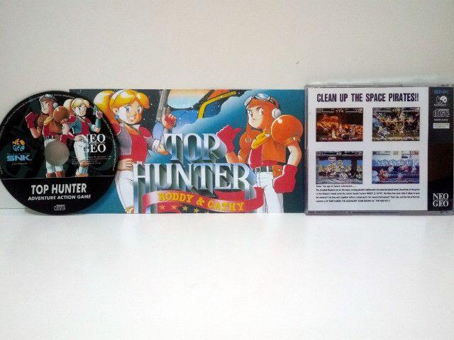 Jogos réplicas para Neo Geo CD - Foto 3