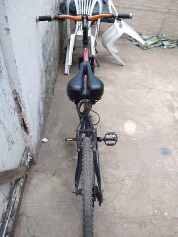Vendo bike Mônaco 26 Alumínio - Foto 2