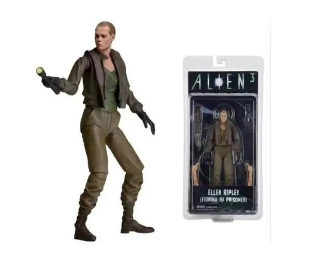 Alien 3 Ellen Ripley 161 Prisoner Novo Lacrado - Foto 2
