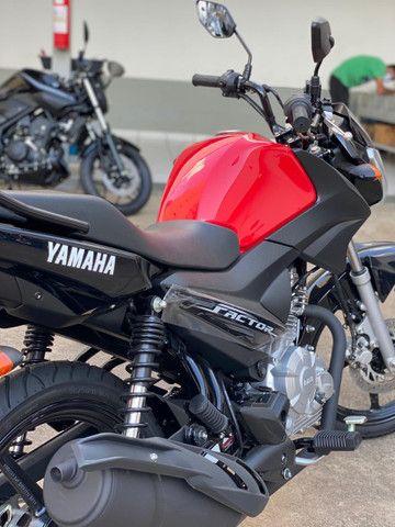 Yamaha Factor 125 Ed 2020/21 0km - R$1.000,00 - Foto 4