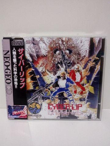 Jogos réplicas para Neo Geo CD - Foto 2