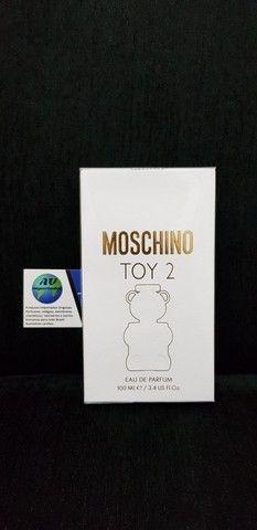 Perfume Feminino 100ml  Moschino Toy2  - Foto 2