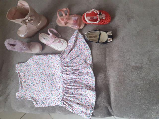 Liquidação  de roupas  e calçados  infantil ?? - Foto 2