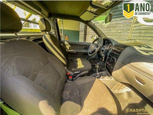 Fiat Strada 2018 1.4 mpi hard working ce 8v flex 2p manual - Foto 8
