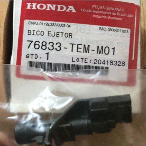 Bico ejetar (esguicho limpador de parabrisa) Honda
