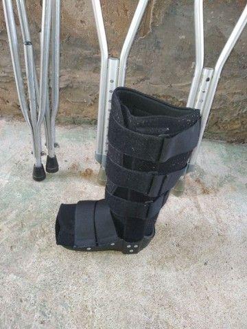 Alugamos e vendemos muletas e botas ortopédicas  - Foto 3