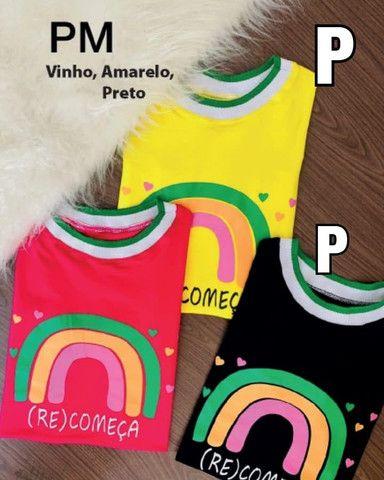 PROMOÇÃO de Blusas Femininas - Foto 5