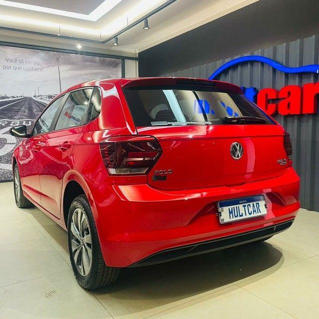 VW POLO HIGHLINE 200 TSI 1.0 FLEX AUT 2018/2018  - Foto 4