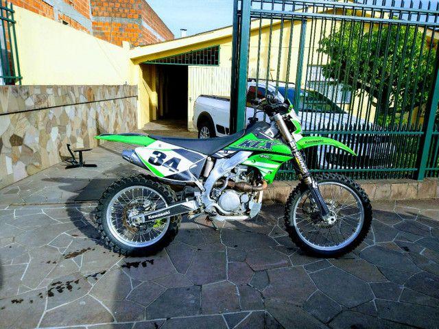 Kawasaki KLX 450 - Foto 4