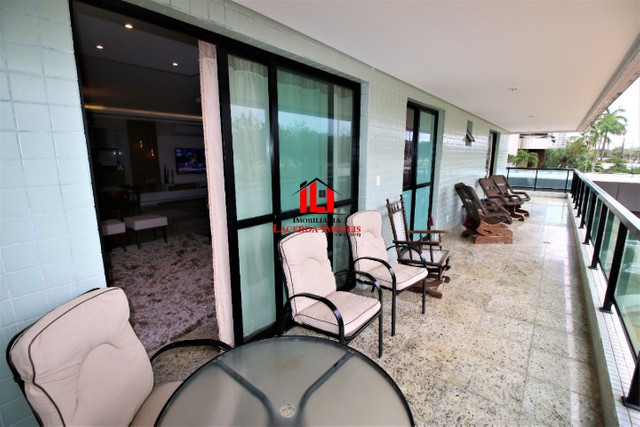 Apartamento com 3 suítes na Orla da ponta negra - Edifício castelli - Foto 9
