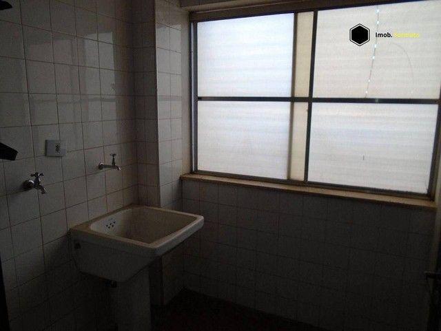 Apartamento para alugar, 65 m² por R$ 900,00/mês - Centro - Campo Grande/MS - Foto 10