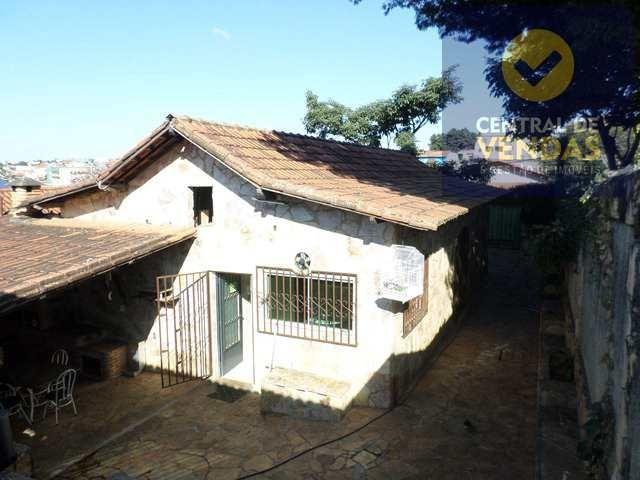 Casa à venda com 4 dormitórios em Santa mônica, Belo horizonte cod:158