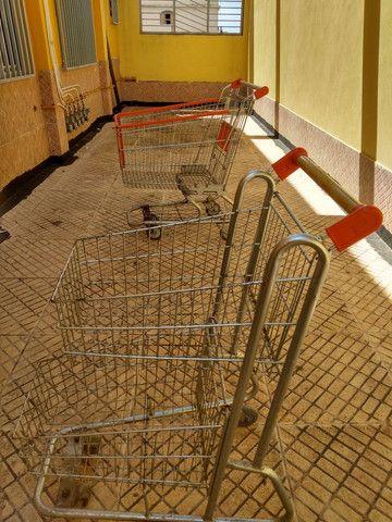 Carrinhos de supermercado - Foto 4