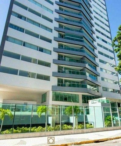 Apartamento à venda no Pina com 152 m², 3 suítes e 2 vagas - Edf. Camilo Castelo Branco