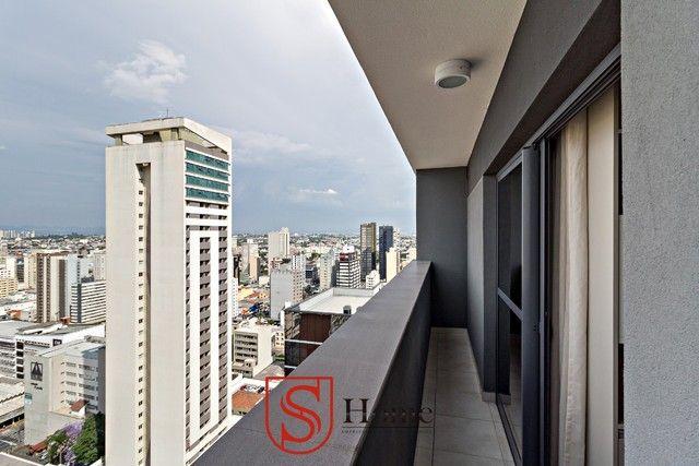 Flat para aluguel no Centro de Curitiba - Foto 10