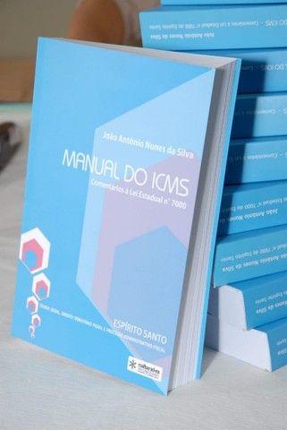 CONCURSO SEFAZ - 2021 - MANUAL DO ICMS - Foto 2