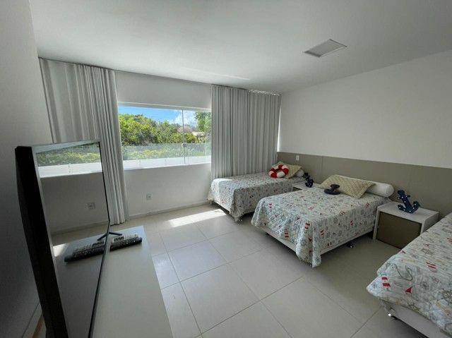 Casa de condomínio para venda possui 450000 metros quadrados com 5 quartos - Foto 16