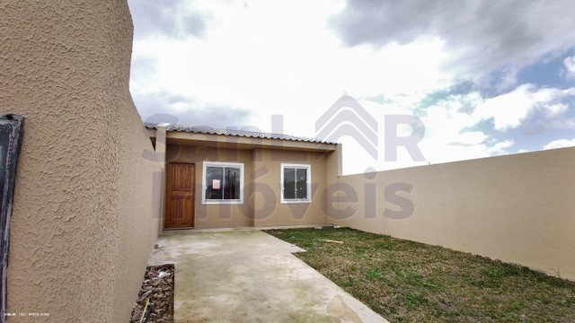 Casa para Venda em Ponta Grossa, Colônia Dona Luíza, 2 dormitórios, 1 banheiro, 2 vagas - Foto 3