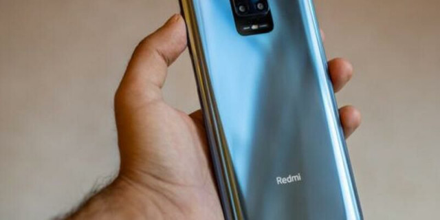 Xiaomi note9 s 128 lacrado