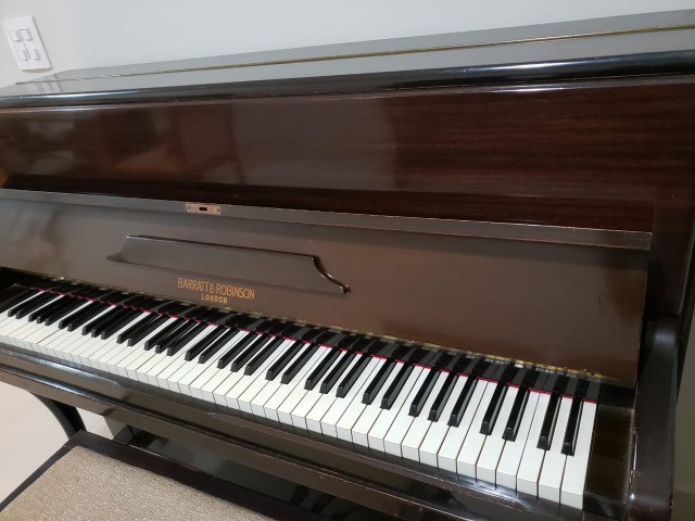 Piano Inglês Barratt & Robinson - Foto 6