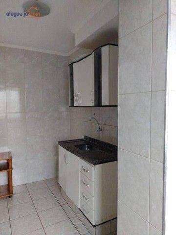 Apartamento com 1 dormitório para alugar, 55 m² por R$ 950,00/mês - Centro - São José dos  - Foto 10