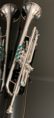 Trompete Vicent Bach 37 Profissional - Foto 3