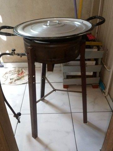 Fritadeira a gaz v/t - Foto 3
