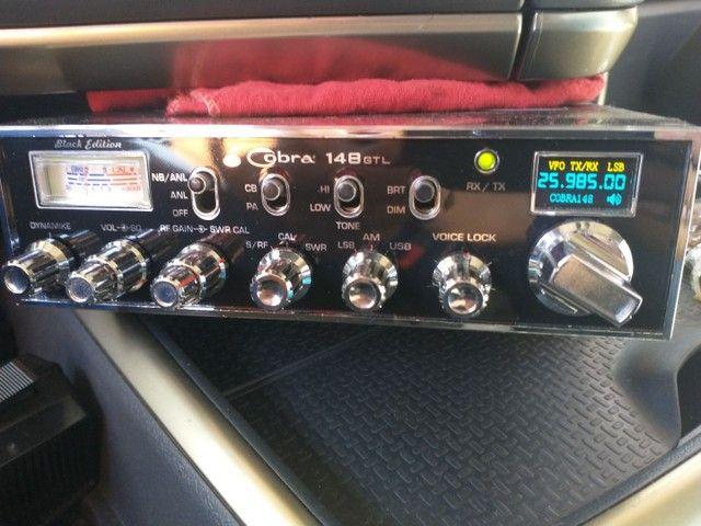 Rádio px cobra GTL 148