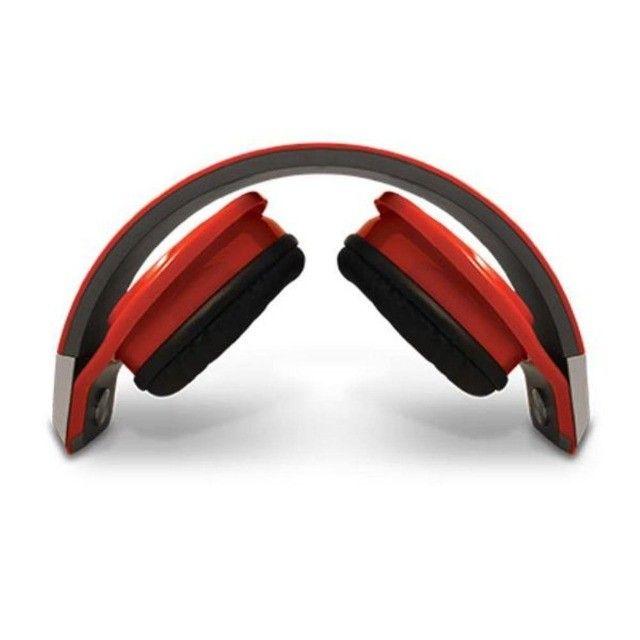 Headset Groove Com Microfone Hp-102 novo lacrado, garantia - Foto 2