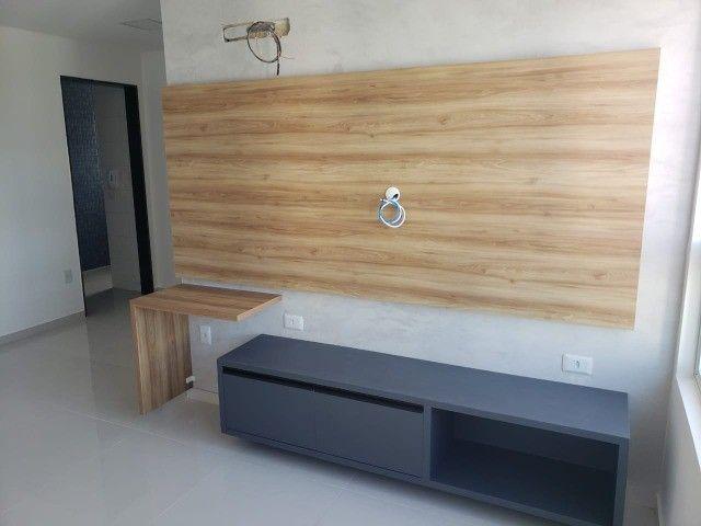 Apart  com 55m² com 2 quartos (1 suíte) em Imbiribeira - com armários - Foto 10