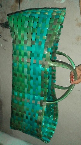 Vendo Cestas de fibra - Foto 2