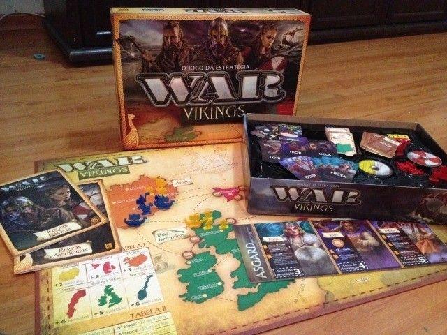 Vende-se jogo War Vikings - Foto 2
