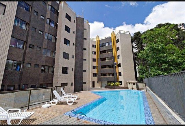 Apartamento para venda possui 98 metros quadrados com 3 quartos em Bacacheri - Curitiba -