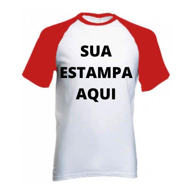 Camisas personalizada Raglan  - Foto 2