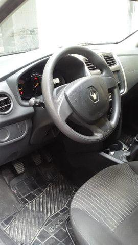 Renault Sandero AUTH 1.0 - 2018 - Foto 6