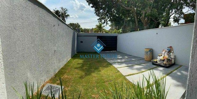 Belíssima Casa Térrea Moderna,Valor R$ 395.000,00, jardim  Mariliza, Goiânia  Há Poucos Mi - Foto 18