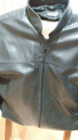 Jaqueta de couro - Foto 5