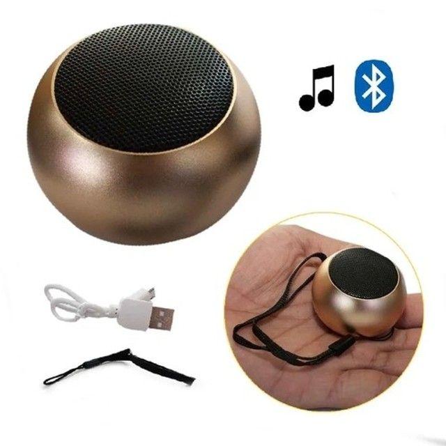 Caixa De Som Bluetooth Mini Speaker-Entrega Grátis - Foto 3
