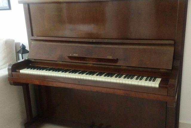 PIANO ACUSTICO BRASIL 88 TECLAS MARAVILHOSO - Foto 2