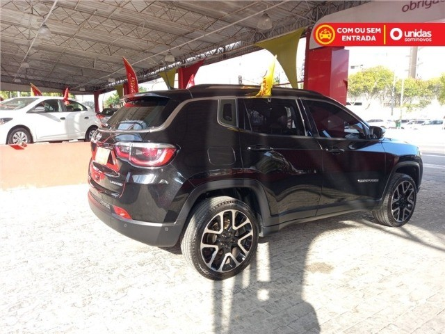 403- Compass Limited Diesel 4x4 AT 2.0 4P - Foto 3