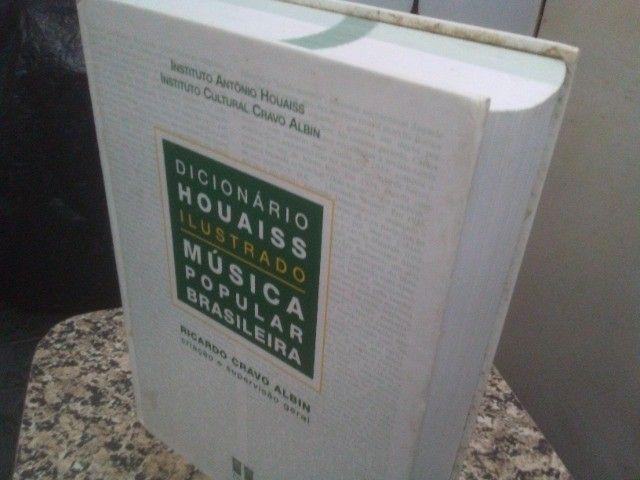 Dicionário Houaiss Ilustrado Música Popular Brasileira Editora Paracatu - Foto 2