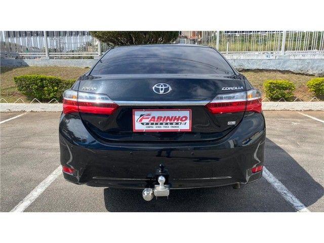 Toyota Corolla 2018 1.8 gli 16v flex 4p automático - Foto 8