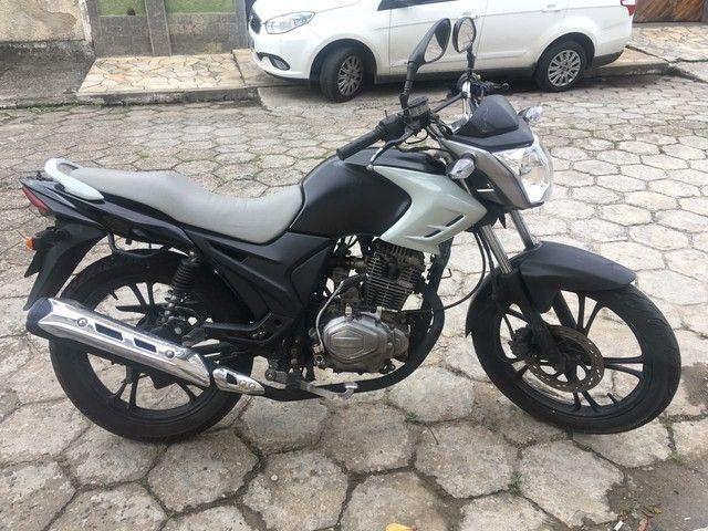 Moto Dafra  Riva 150 ano 2019 - Foto 2