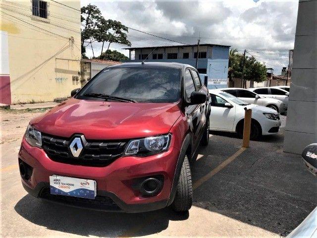 Renault Kwid Zen 1.0 12v SCe (Flex) 2020
