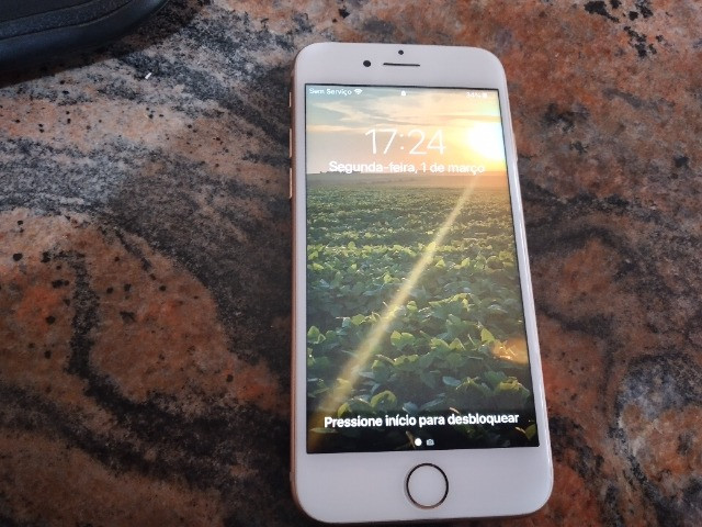 Vende-se Iphone 8 64Gigas