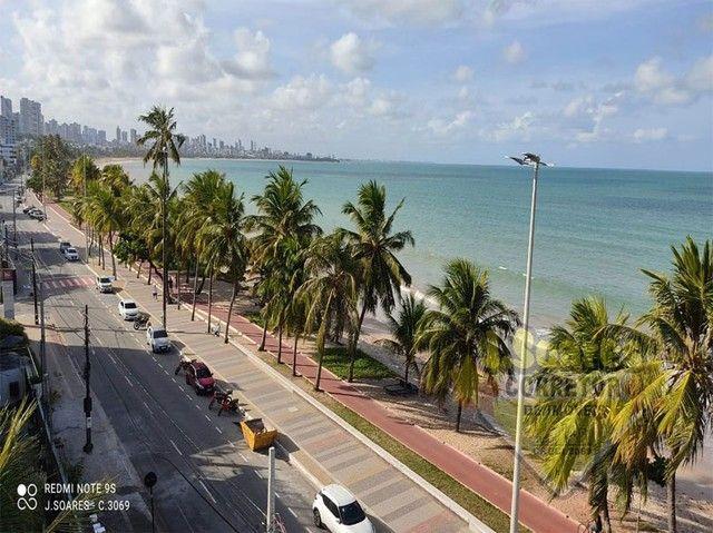 Cabo Branco,  Flat Beira mar, 33m², R$ 1.800, Aluguel, João Pessoa, Paraíba - Foto 2