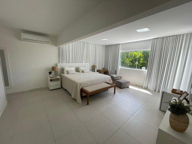 Casa de condomínio para venda possui 450000 metros quadrados com 5 quartos - Foto 18