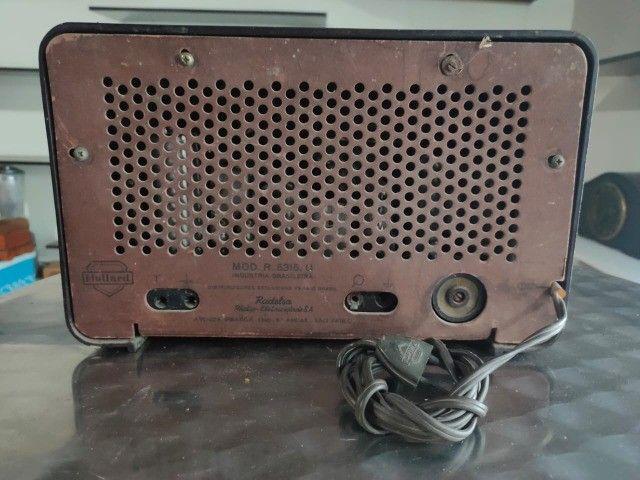 Radio Valvulado Antigo marca Mullard - Foto 4
